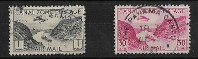 Canal Zone Stamps 1931