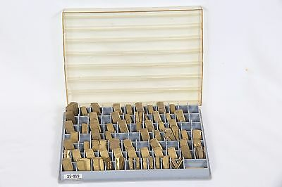 New Hermes Fonts 35-019 no.170    196 pieces + 30 spacing  engraving letters
