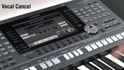 Yamaha Psr S970 Arranger Workstation Keyboard