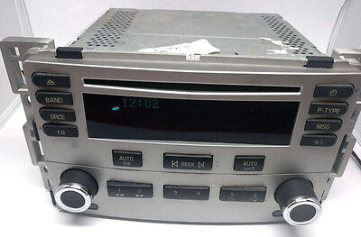 Chevy Cobalt CD Radio OEM Factory Delphi Delco Stereo 15851729 28044487 - USED
