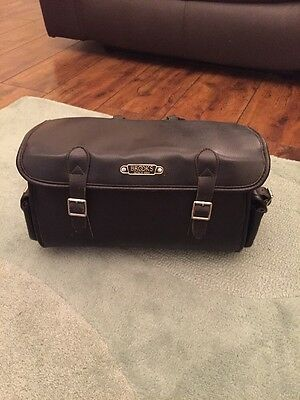 "Brooks ""Glenbrook"" Leather Bicycle Saddle Holdall Bag RRP £130 Raleigh Rudge Bsa"