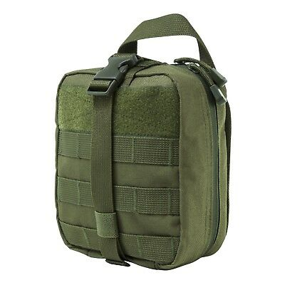 NcStar VISM OD GREEN Rip Away EMT MOLLE Utility Medic Bag First Aid Tool Pouch