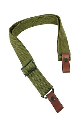 NcStar AAKS 7.62 x 39mm Original Style Rifle Gun Sling Green
