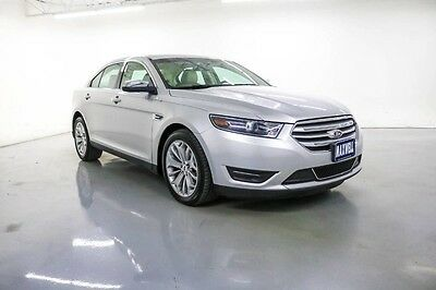 2015 Ford Taurus  2015 Ford Limited