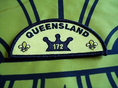 Canadian Scout badge/patch Queensland