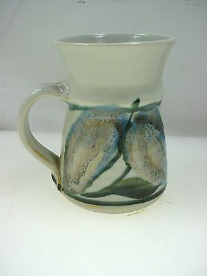 Beautiful Robin Hopper Pottery Mug Metchosin Pottery Canada