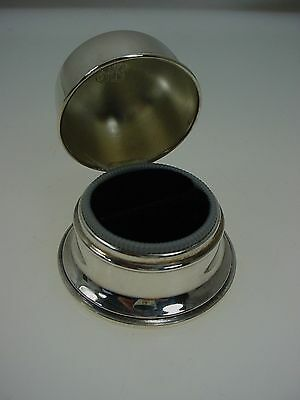 Birks Regency Plate Ring Box Birks Dome Top Ring Box