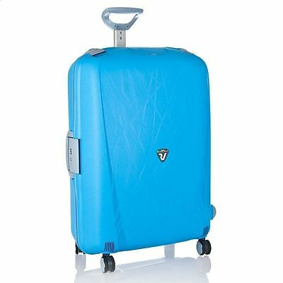 Maleta light Spinner 4 ruedas Roncato mediana azul