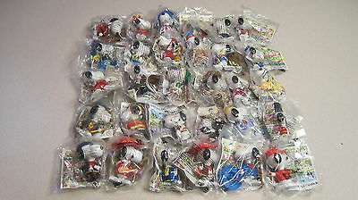 McDonalds 1999 Snoopy World Tour Europe Edition, Complete Set of 30, MIP, Scarce