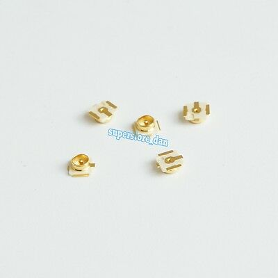 10X IPEX IPX U.FL SMD SMT Solder for PCB Mount Socket Jack Female RF Connector