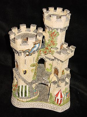 David Winter The King Marker Castle Limited Edition 4150 Of 7150