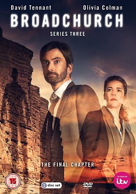 Broadchurch - Series 3 [DVD] Complete Third Season BRAND NEW Sealed