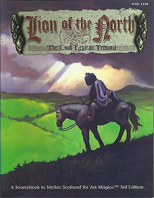 Ars Magica RPG 3rd Edition: Lion of The North