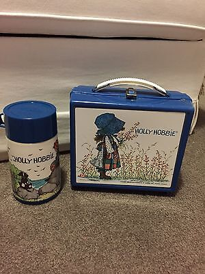 holly hobbie flask and lunch box