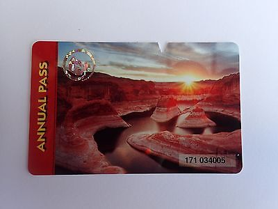 Annual pass to USA National Parks