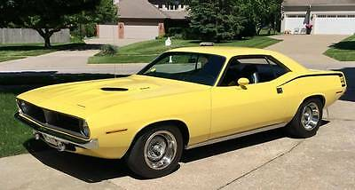 1970 Plymouth Barracuda  1970 Barracuda