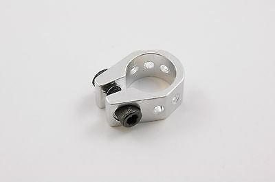 "25.4mm ( 1"" ) BMX ALLOY DRILLED SEAT CLAMP FOR 22.2 mm SEAT POST"