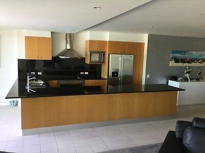 Complete Kitchen With Granite Bench Top And Appliances