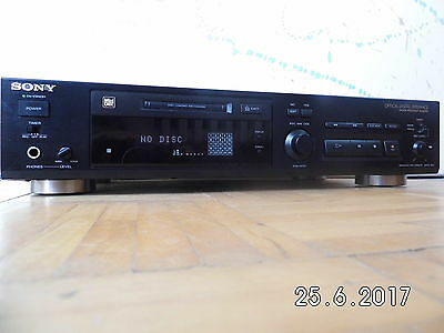 SONY MDS-302 Mini Disc Recorder
