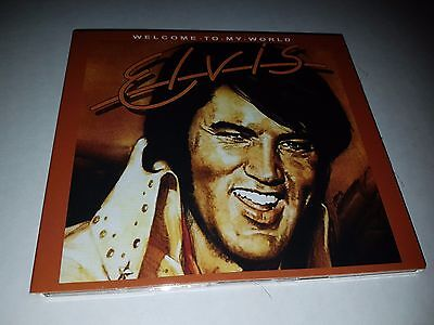 Elvis Presley - welcome to my world - very rare cd in digipack