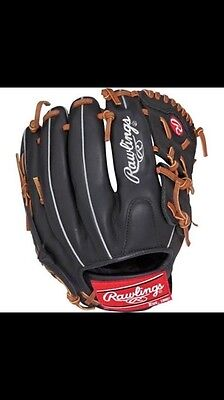 rawlings mark of a pro gamer series glove left hand throw 12 inch