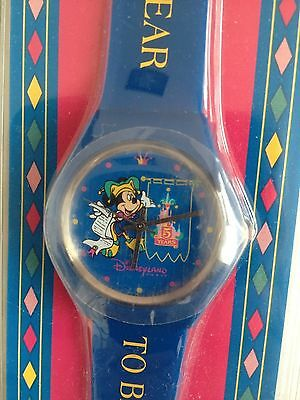 Disneyland Paris 5 Year Anniversary Character Watch featuring Mickey Mouse