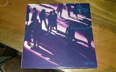 The Smiths How soon is now? Triple vinyl.Rare Rough Trade release.