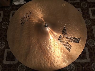 Zildjian K CUSTUM DARK CRASH 15""
