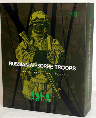 "DAMTOYS Elite Series Russian Airborne Troops  "" VDV in Crimea ""  DAM TOYS"