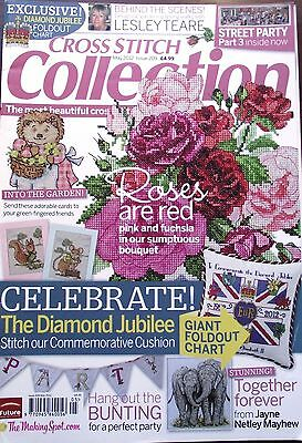 Cross Stitch Collection magazine May 2012 Issue 209
