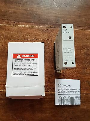 Crouzet GNR30DCZ Solid State Relay 30A 48-600VAC