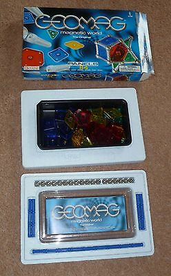 Geomag Magnetic World The Original Panels 84 Pieces Complete Boxed Set