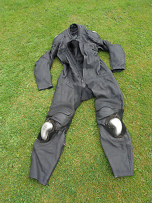 frank thomas titanium one piece leathers size 42