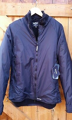 """Buffalo Pertex and Pile Belay Jacket BNWT 36"""" excellent Mountain Equipment"""
