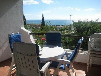 Two Bedroom Apartment Algarve, Portugal Lovely Sea View One Week - 30/08/17