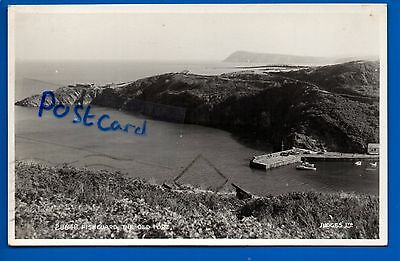 Vintage Rp Postcard The Old Fort Fishguard Pembrokeshire Nr Trecwn Goodwick
