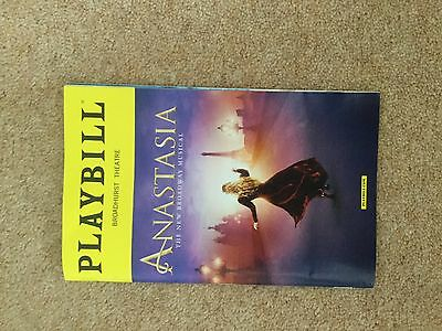 Anastasia The Musical New York Broadway Ramin Karimloo Phantom Of The Opera