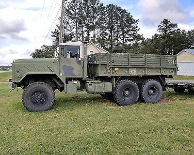 1991 BMY 5 ton 6*6  923A2. and Trailer