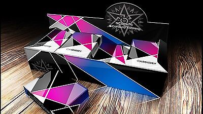 USPCC/BOCOPO Cardistry Professional Deck Rare Limited Custom Playing Cards*