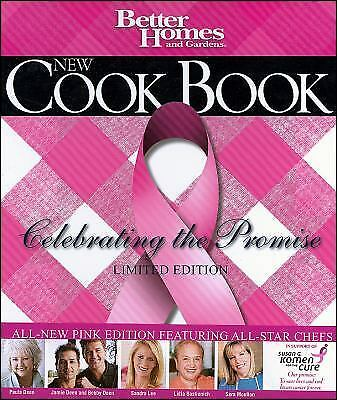 Better Homes and Gardens Pink Plaid: New Cook Book : Celebrating the Promise