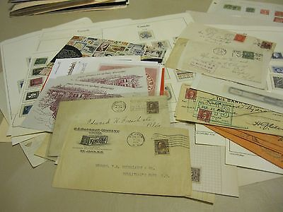 Canada STAMPS OLDER TO MODERN USED NOT RESEARCHED SELLER  (LT4)