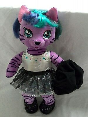 Build a Bear Teegan scented with bubble gum