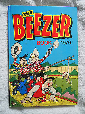 The 'Beezer' Annual for 1976