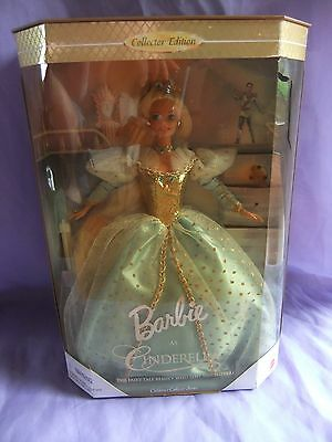 collectors Cinderella barbie doll clothes dress fashion gown outfit