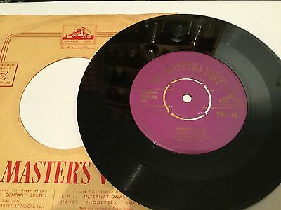 Elvis Presley RARE HMV Mystery train/I forgot to remember EXPORT single.