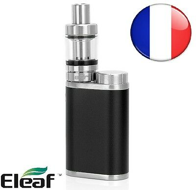 Eleaf Istick Pico Kit noir 75W Melo3 mini sub-ohm 75 watt TC MOD 2017 neuf