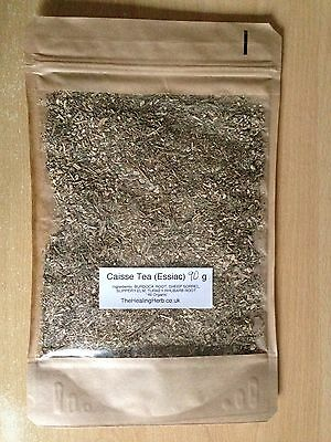 Rene Caisse Organic Essiac tea with Sheep Sorrel Root 90g = 270 Day supply