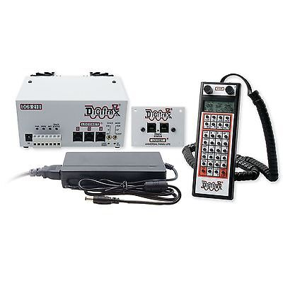 digitrax EVO  EVOLUTION EXTRA 5 AMP SET + POWER SUPPLY DCC STARTER SET,MORE