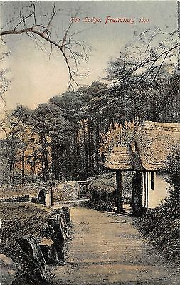 POSTCARD   BRISTOL   FRENCHAY   The  Lodge