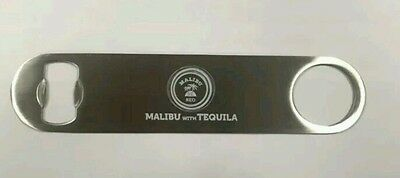 1 x Malibu & Tequila BAR TENDERS BOTTLE OPENER NEW